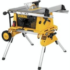 DEWALT DW744XRS Jobsite Table Saw