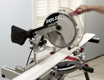 SKIL 3820-02 120-Volt 12-Inch Compound Miter Saw with Laser