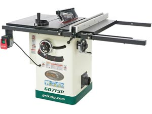 Grizzly G0715P Table Saw