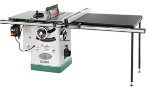 Grizzly G0691 Cabinet Table Saw Review