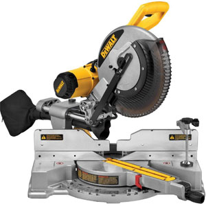 DEWALT DWS709 Slide Compound Miter Saw